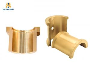 China Non Standard Customized Processing Of Heavy Machinery Spare Parts Copper Bearing Bush on sale