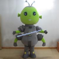 mascot costume alien for sale