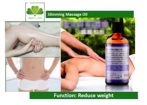 China Female Weight Loss Essential Oils Fat Burning Slimming Massage Oil For Waist / Belly on sale