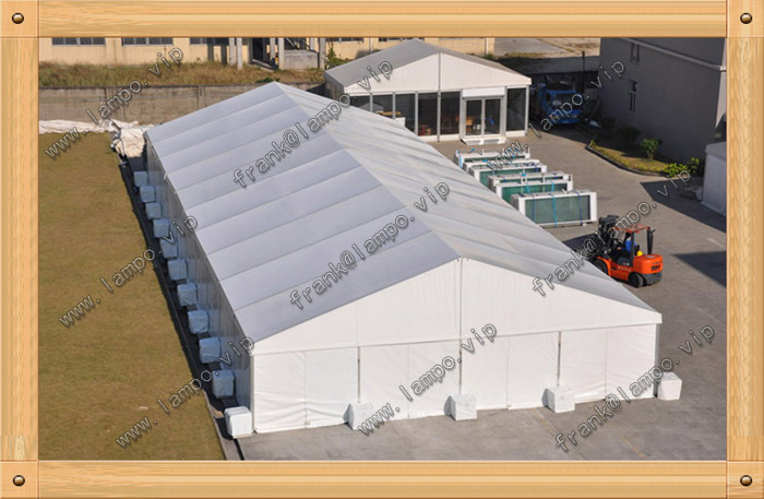 2016 big hard wall aluminum frame used warehouse tents