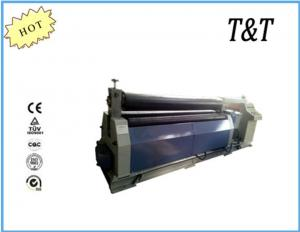 China STEEL PLATE ROLLING MACHINE on sale