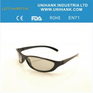 China new arriving circular 3d glasses with realD system on sale
