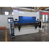 China DELEM DA66T 3D Control 6 Axis CNC Press Brake 400 Ton X 6000mm on sale