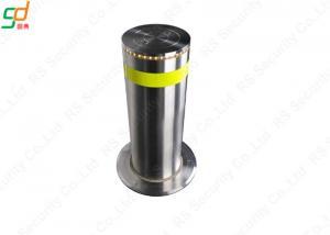 China 219mm Diameter Fixed Hydraulic Bollards K4 Rated Traffic Bollard Fail on sale