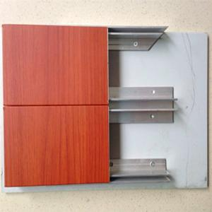 China Aluminium composite panel metal sheet wall plate with 3mm 4mm 5mm thick on sale