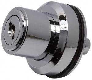 China 260 Push type sliding glass door lock D18.5 on sale