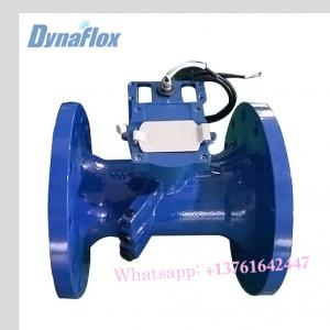 China DN80 Ductile Iron  3''  Ultrasonic Water Meter Dynaflox on sale