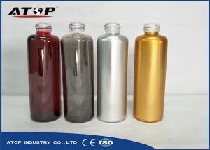 China Arc Plasma Evaporation Sputter Coating Machine Electric Control For Glass Bottles on sale