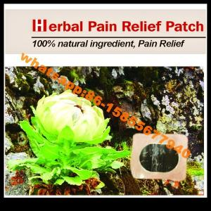 China herbal pain relief pad, pain relief patch on sale