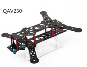 China QAV 250 rc carbon frame Carbon Fiber For 4 Axis Quadcopter on sale