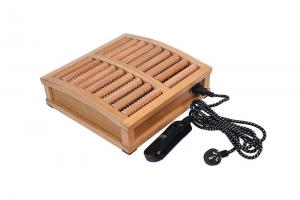 China Health Care Wooden Foot Massager , Foot Relax Massager To Improve Immune on sale