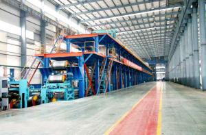 China Ligne à chaud de galvanisation de feuille, ligne à chaud de Galvalume pour augmenter anti-corrosif de l'acier on sale