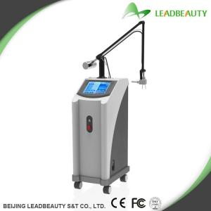 China 10600 nm Wavelength CO2 Fractional Laser Machine For Scar / Pigment Removal on sale