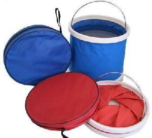 China Folding Bucket,Car Washing Kit, Collapsible Fishing Bucket on sale