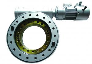 China china slew drive for solar power in spain supplier , Worm Gear Slew Drive With Low Output Speeds on sale