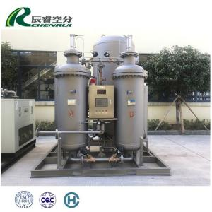 China Chenrui Oxygen Filling System Modular / Oxygen Cylinder Filling Machine Plant on sale