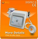 IHSPA7.0 portable microdermabrasion diamond tips skin rejuvenation machine