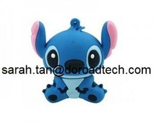 China Wholesale Cute Cartoon USB Flash Drive on sale