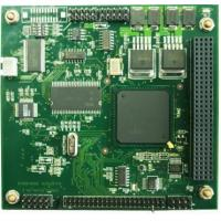 BGA PCB Design Printed Circuit Board Assembly AOI Test for RF Units , Pcba Assembly