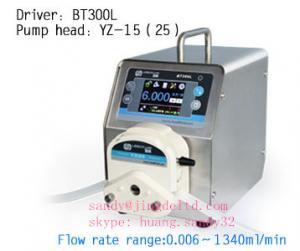 China intelligent flow peristaltic pump / mini peristaltic pump on sale