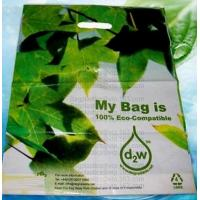 Compostable shopping bags, Degradable Shopping Bags, compostable shopping bags