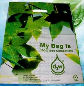 China Compostable shopping bags, Degradable Shopping Bags, compostable shopping bags on sale