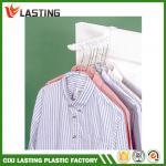 Reusable Plastic Over Door Ironing Hooks White 24.5 * 7.3 * 2.7cm