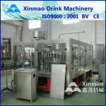 Hot PET Bottle Juice Filling Machine With CIP / RO Rinsing System
