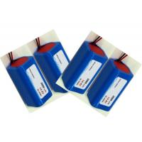 China Long Life Lithium Battery / 18650 Lithium Ion Battery Pack 4S1P For For Robot Vacuum Cleaner on sale
