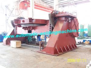 China Automatic seat type rotating and tilting welding positioner for pressure vessel on sale