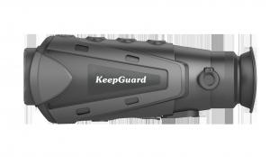 China Detect Further Thermal Spotting Scope , OEM Military Thermal Monocular on sale