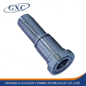 China 87913 Forged or Casting Technis Of SAE 9000 PSI Hydraulic Flange Fittings supplier
