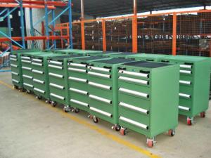Quality Heavy Duty Tool Chest Side Cabinet With Ball Bearing Slides ,  Machinist Tool For Sale ...
