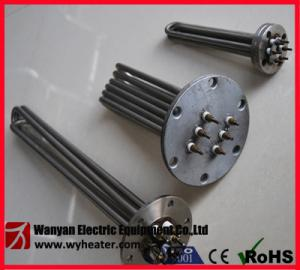 China Electric Flange Heater on sale