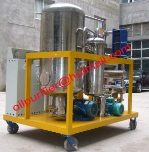 China fire-resistant hydraulic oil fluids polishing Equipment, Hydraulic oil purifier, Phosphate ester oil treatment plant on sale