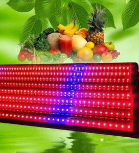 China 120 Degree LED Weed Growing Lights T8 18w , Grow Light Strips Bar Eco Friendly on sale