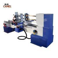 CA-1516 Double Axes Double Spindles CNC Wood Turning machine for wood processing