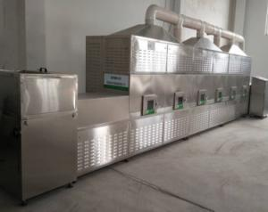China Fruit and Vegetable Microwave Drying Equipment on sale