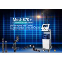 Vertical RF Tube Fractional Co2 Laser Body Beauty Machine for Acne Scar Removal