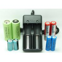 Lightweight 18650 Button Top Battery Rechargeable Torch Charger 100% Tested