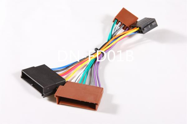 Durable ISO Car Radio Wiring Harness Ford Stereo Wiring Harness Adapter  Lead for sale – Car Radio Wiring Harness manufacturer from china  (109399803).Universal Link Cable
