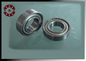China 689zz Miniature Single Row Deep Groove Ball Bearings Steel Cage on sale