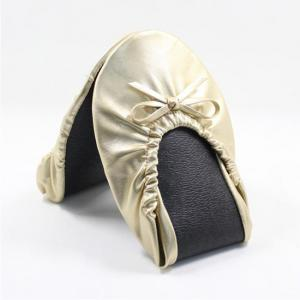 China Stash a Backup Pair of Foldable Ballet Flats in your Bag for Dancing Party or Wedding Gift on sale