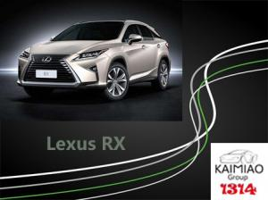 China Lexus RX Faishon Electric Side Steps , Automatic Door Steps ROHS  UL MSDS on sale