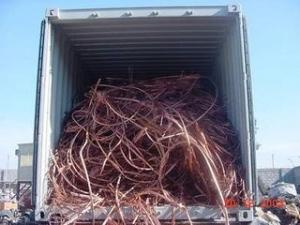 China Copper Wire scraps on sale