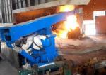 China IF induction electric furnace automatic manipulator for feeding material wholesale