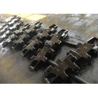 Crane Undercarriage Part Track Shoe For NIPPON SHARY DH300