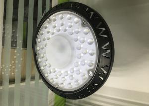 China High Lumen LED UFO High Bay Light ,  200W Fin High Bay LED Lights on sale