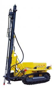 China 25-30m Crawler Mounted Drill Rig Machine For Mining Applications on sale