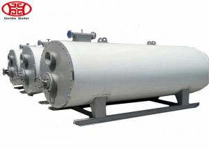 China Natural Gas / Fuel Oil Fired Thermal Fluid Heater For Chemical Industry on sale
